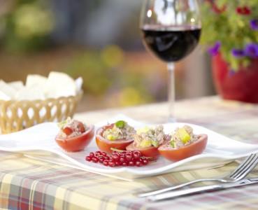 Restaurant - Biergarten - mit traditioneller italienischen Küche